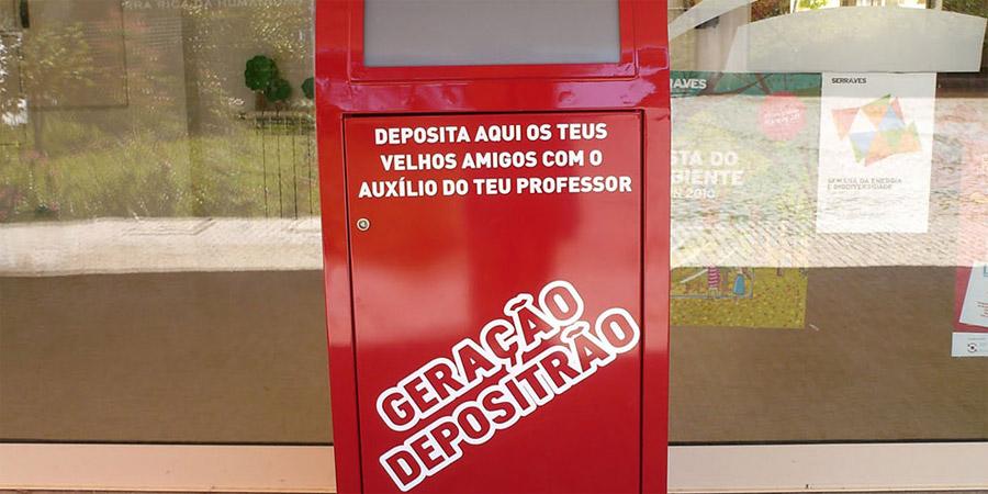 Geração Depositrão: Escolas portuguesas recolheram mais de 470 toneladas de resíduos